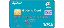 セディナカードJiyu!da!カード